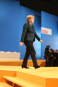 CDU Bundesparteitag der CDU in Koeln